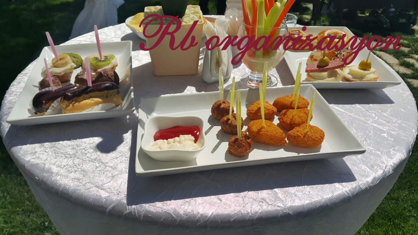 doğum günü catering