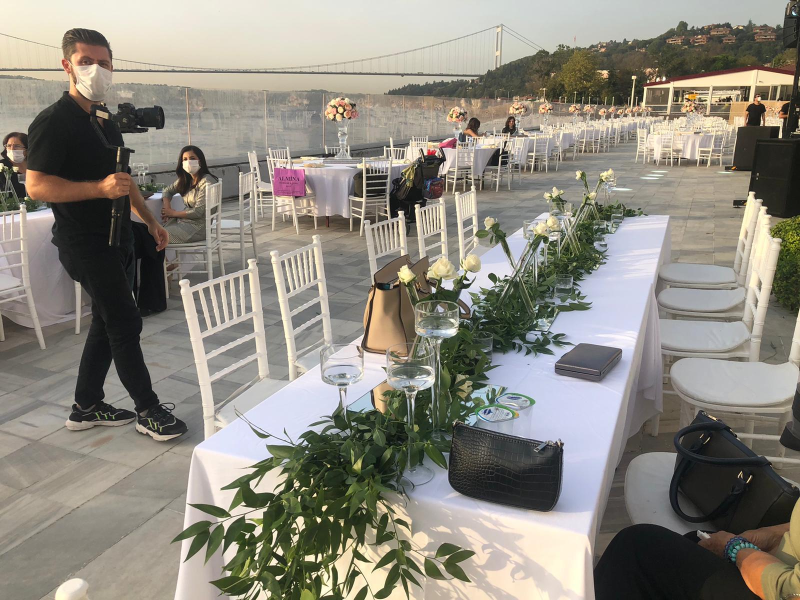 düğün masa sandalye kiralama