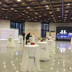 İstanbul Caddebostan Kültür Merkezi Sergi Açılış Kokteyli